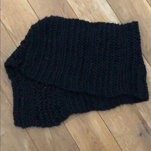 Sweaters - Wool shruggie/meditation cozy